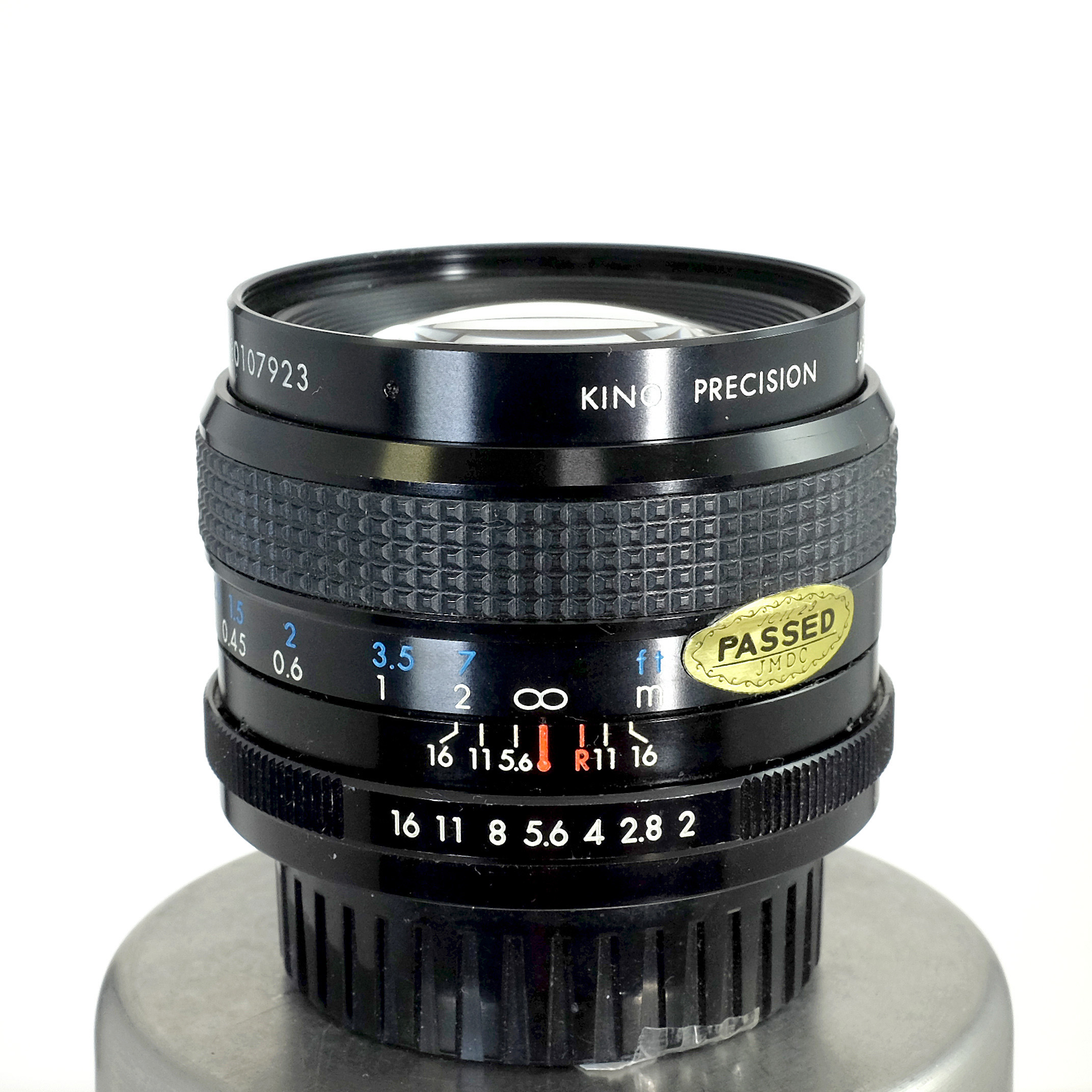 Kino Precision Japan Kiron 28mm f/2 Lens (Pentax K mount)